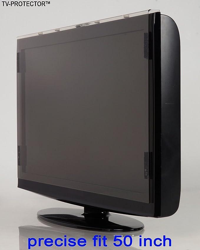 50 pulgadas TVProtector TM sin brillo TV Protección de pantalla para LCD, LED y Plasma HDTV televisor: Amazon.es: Electrónica