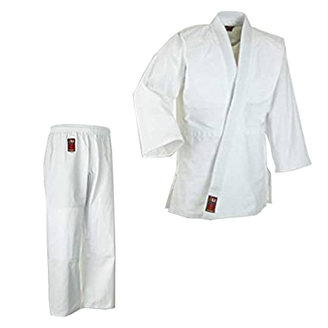 Ju-Sports Traje de Judo To Start con Color Blanco Correa ...