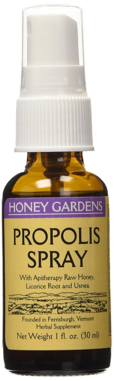 Honey Gardens Propolis Spray, 1-Ounce (Pack of 2)