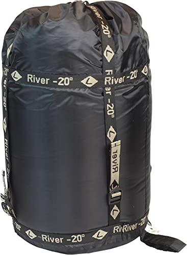 Ledge Sleeping-Bags Ledge Sports River -20 F Degree XL Oversize Mummy Sleeping Bag