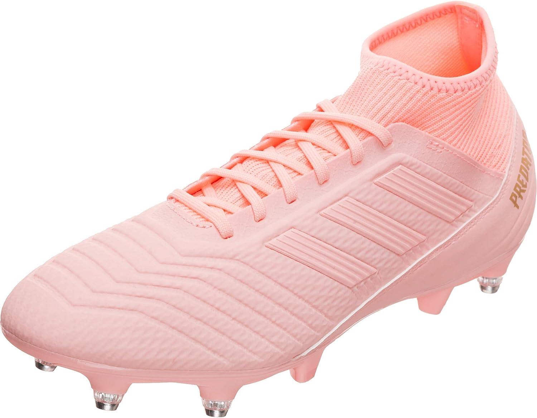 adidas Predator 18.3 SG, Botas de fútbol para Hombre