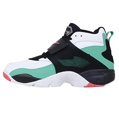 online store 1dd48 23af3 Image Unavailable. Image not available for. Color  Nike Men s Air Diamond  Turf, GAMMA GREEN ATMC RED-WHITE-BLACK,