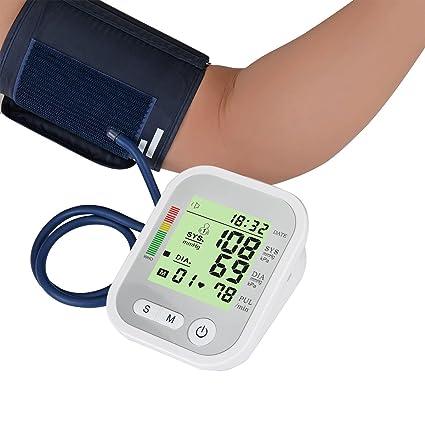 ultnice Monitor automático de la presión sanguínea del pulsera del ...
