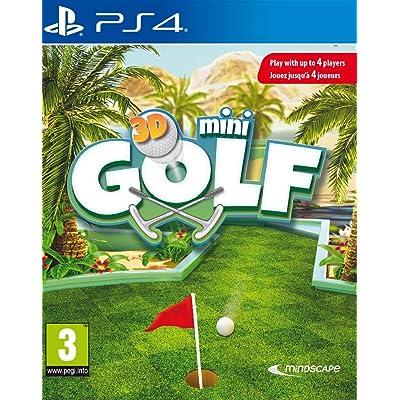 3D Mini Golf (PS4)