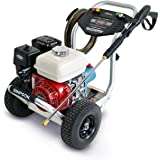 Simpson Cleaning ALH3228-S 3400 PSI at 2.5 GPM Gas Pressure Washer Powered by Honda with CAT Triplex Pump