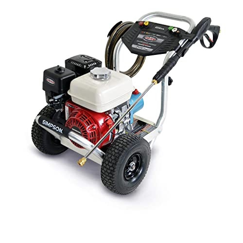 Honda pressure washer amazon simpson cleaning alh3228 s 3200 psi at 28 gpm gas pressure washer powered by honda fandeluxe Choice Image
