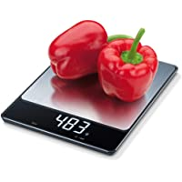 Beurer KS34 Digital Kitchen Food Scale | Precise Weight Measuring in Ounces & Grams up to 33 lbs. | Magic Digital…