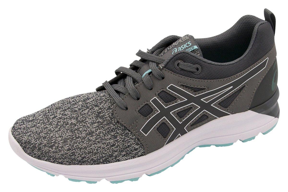 ASICS Women's Torrance Running Shoe B072J2QT52 7 B(M) US|Carbon/Carbon/Aruba Blue