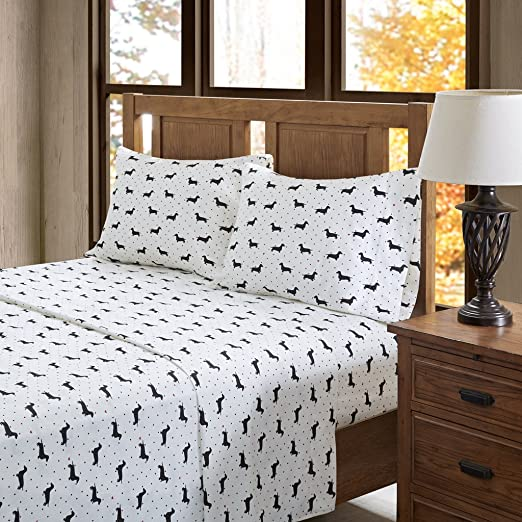 Amazon.com: Sheet Set King/Blue Fair Isle: Home & Kitchen