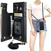 mtb more energy/® Crossbody Case for Google Pixel 2 XL 6.0 - dark blue Neck-wearable protective cover Smartphone Necklace Lanyard Cord Strap Cover