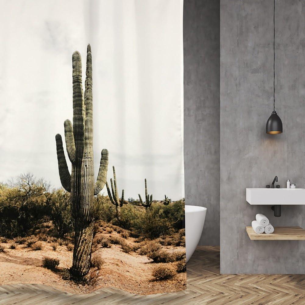 MIAOLIDP Mampara de baño Impermeable Engrosamiento baño de Moho Cortina de Ducha Cortina Cortina de Ducha de Tela Suave (Color : 200×200cm): Amazon.es: Hogar