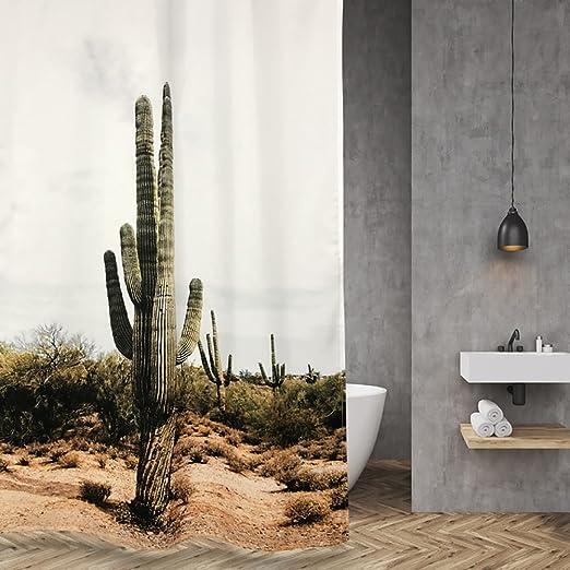 MIAOLIDP Mampara de baño Impermeable Engrosamiento baño de Moho ...