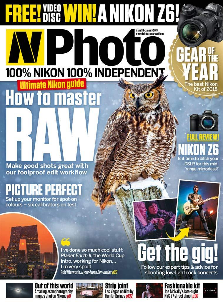 Amazon com: N-Photo: The Nikon Magazine: Kindle Store