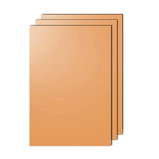 WiTa-Store Back Matte 33 x 40 cm Resistente al Calor Reutilizables ...