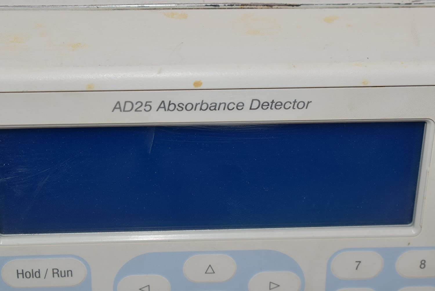 Dionex AD25 Dual Beam Absorbance Detector Chromatography System HPLC: Amazon.com: Industrial & Scientific