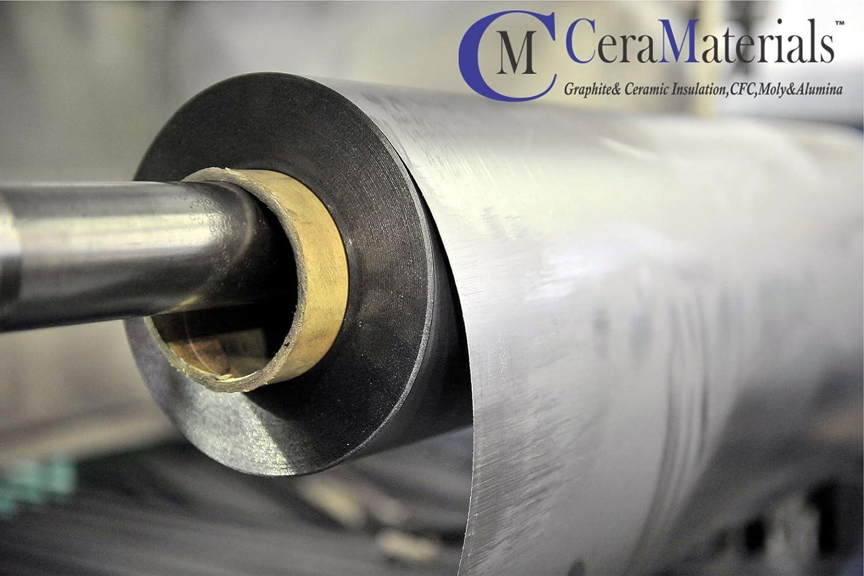 Graphite Foil (2010B)(.005x1mx100')(standard) CeraMaterials