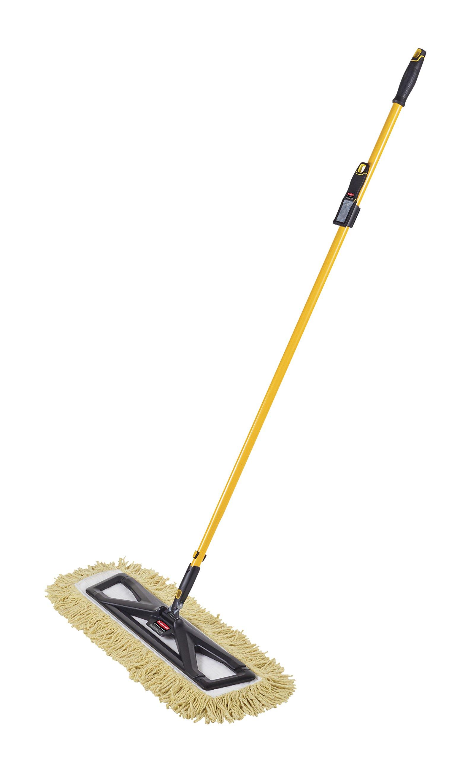 Rubbermaid Commercial Products Maximizer Dust Mop Pad and EZ Access Scraper