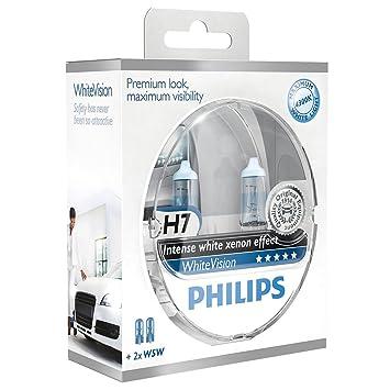 Philips white vision h7