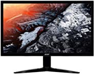 Monitor Gamer Acer 23,6'' KG241Q FHD 144Hz DVI/HDMI DisplayP