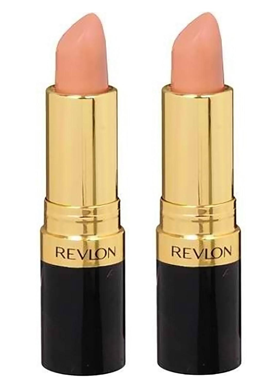 Revlon/Super Lustrous Shine Lipstick (Honey Bare ) 0.15 Oz (4 Ml)