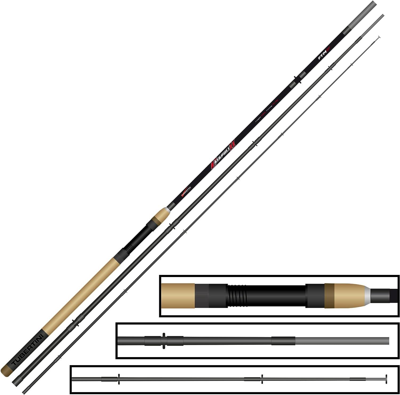 Angelrute zum Forellenangeln Trout Master Tactical Sbiro 3m 3-25g Forellenrute zum Sbirolinoangeln Sbirolinorute f/ür Forellen