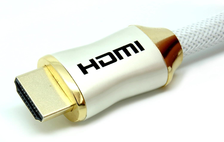 CEC Connecteurs plaqu/és or Ultra HD 4K 2160p ARC High Speed par Ethernet 5M ORION C/âble HDMI 1.4-2.0-2.0 a//b Full HD 1080p HDR Professionnel LCS 3D
