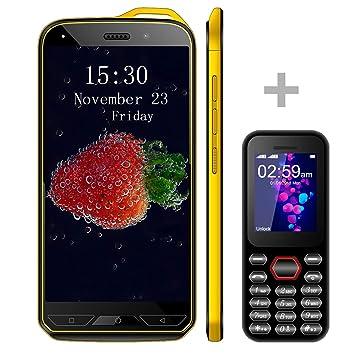Moviles Libres Baratos 4G, V·MOBILE X6 5.0