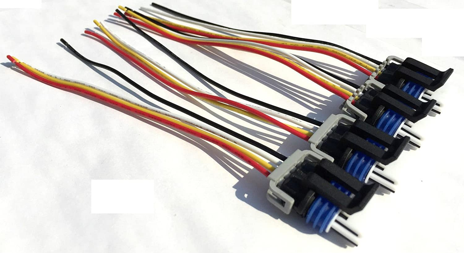 Ignition Coil Connectors Wiring Harness Ls2 Ls3 Ls7 D581 Ls Pack Wire D585 Gmc 1500 2500 Rx8 Automotive