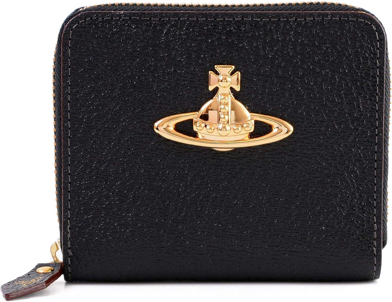 Vivienne Westwood(ヴィヴィアン・ウエストウッド)『EXECUTIVE ラウンドファスナー二つ折り財布(3318C9J)』