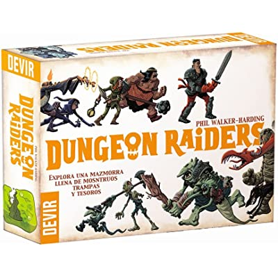 Devir- Dungeon Raiders, única (BGHRAI)