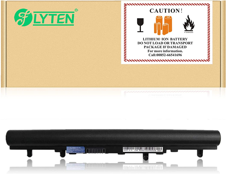 FLYTEN AL12A32 Battery for Acer Aspire E1 E1-510P E1-522 E1-470P-6659 E1-572,Aspire V5 Touch V5-431 V5-471 V5-531 V5-551 V5-571 V5-471G V5-571-6726 V5-571-6889 V5-571-6869 V5-571P-6407 V5-571P-6464