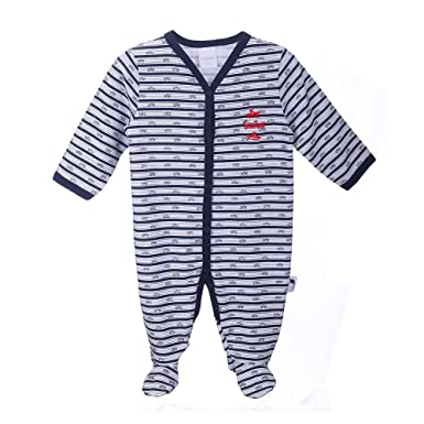 Nacimiento Bebé Niño Mono, Onesie Bebé, Pelele, Pijama, azul: Amazon.es: Ropa y accesorios