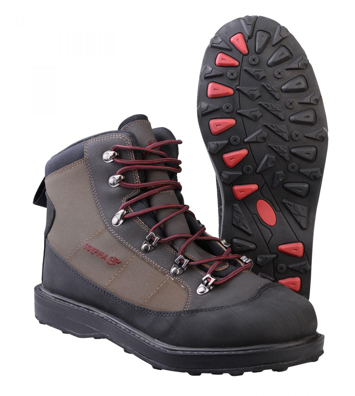 SCIERRA X-Tech CC6 Wading Boot Cleated w//Detach.Studs Gr.42-7.5