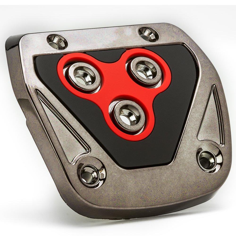 Pilot Automotive Pilot PM-22120R Pedal//Shift Knob Combo Red