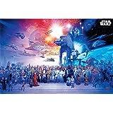 【予約商品】 STAR WARS スターウォーズ (映画公開記念「スカイウォーカーの夜明け」) - Universe/ポスター 【公式/オフィシャル】