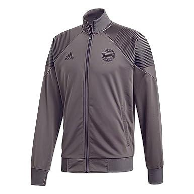 40209f8b1eb6a Amazon.com: adidas Bayern Munich LIC Jacket Top: Clothing