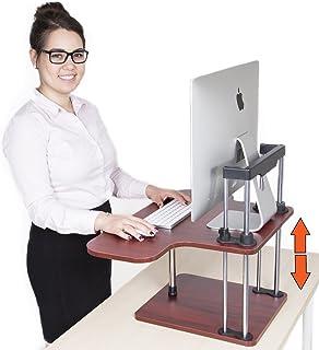 Amazoncom Workez Standing Desk Conversion Kit Adjustable