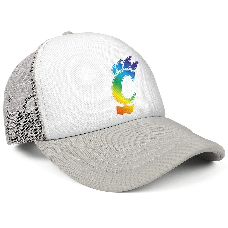 UHVAAAI Unisex Strapback Cap Adjustable New Run Caps