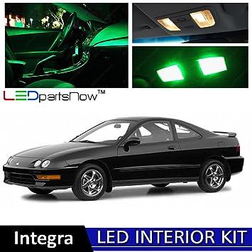 Amazoncom LEDpartsNow Acura Integra LED Interior Lights - Acura integra accessories