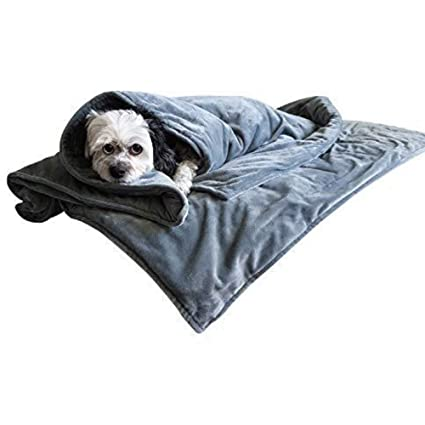 4cf2d94f45027 Canine Coddler The Original Anti Anxiety Weighted Dog Blanket for Stress  Relief