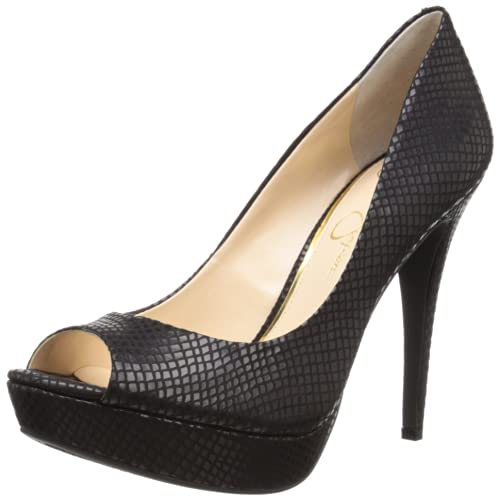 f69b77b8a1b We start our list off with this gorgeous pair of peep toe pumps from  Jessica Simpson.
