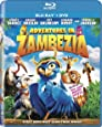 Adventures in Zambezia (Two Disc Combo: Blu-ray / DVD)