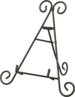 11 Black Metal Easel from the Stratford Collection by Tripar International 55811