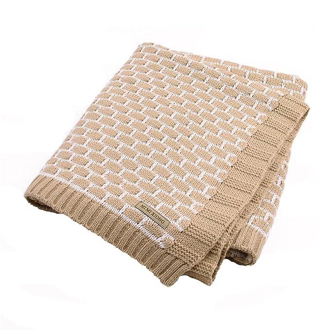 MMX Otoño Invierno Cálido mantas de bebé para tejer patrones ...