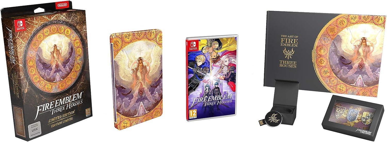 Fire Emblem: Three Houses Limited Edition - Nintendo Switch [Importación inglesa]: Amazon.es: Videojuegos