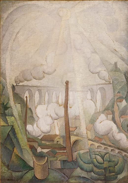 Diego Rivera The Dream Giclee Art Paper Print Paintings Poster Reproduction