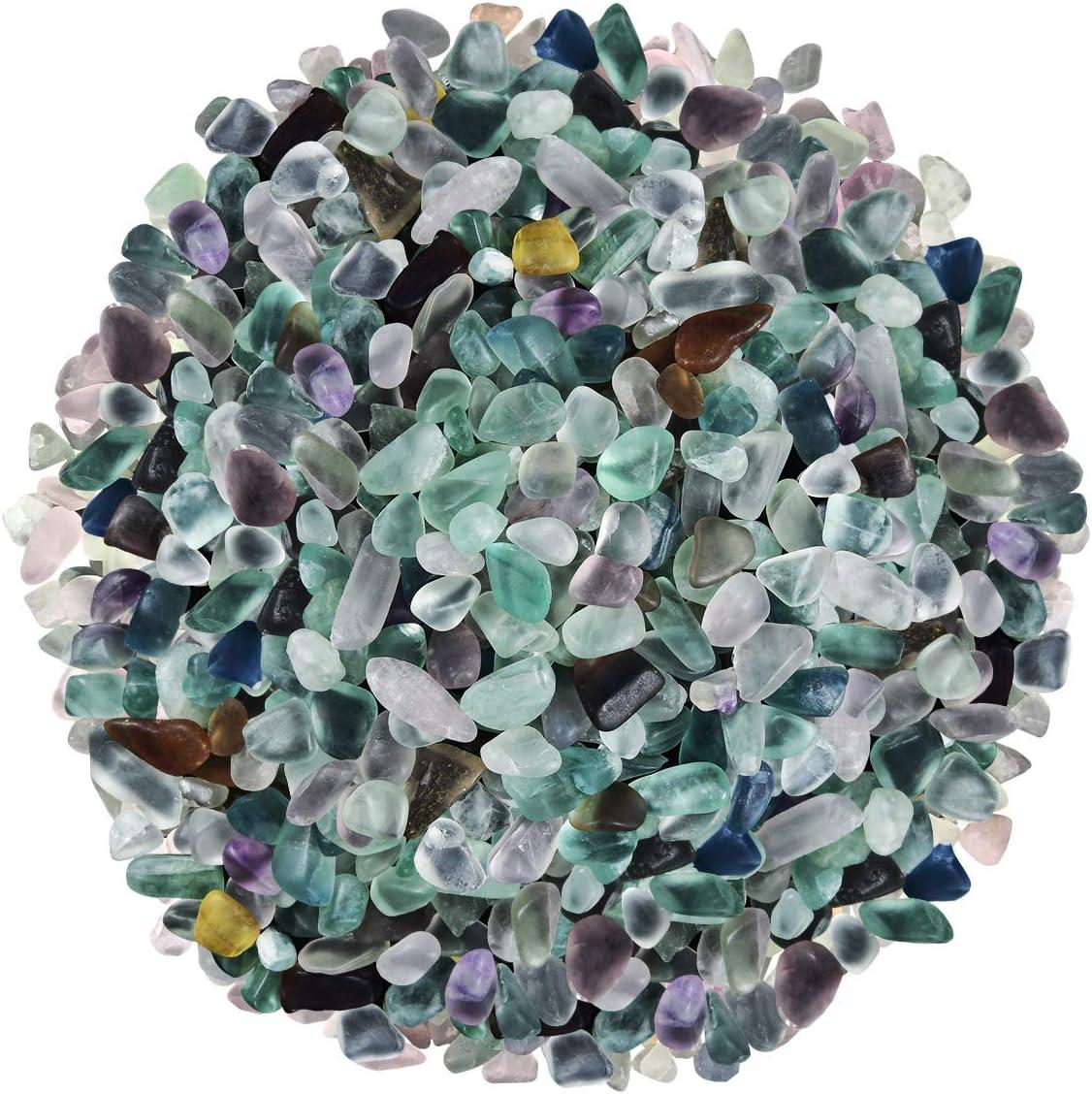 Polished Stones Random Shape 1lb//Bag River Natural Stones Crystals Home Decor yte 7-12 mm Mixed Pea Gravel Fish Aquarium Tank Plants Vases