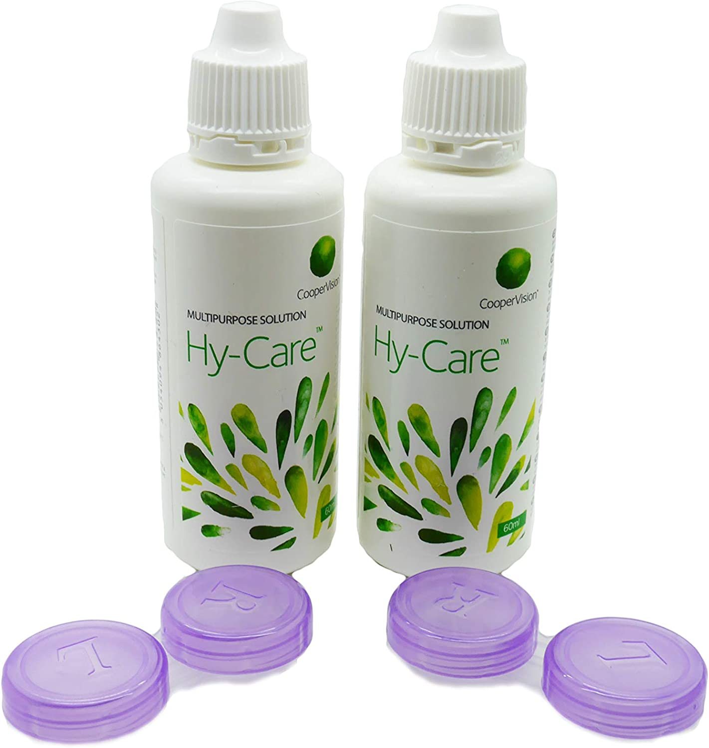 Hy Care Multipurpose Contact Lens Solution 2 X 60ml Travel Amazon Co Uk Health Personal Care