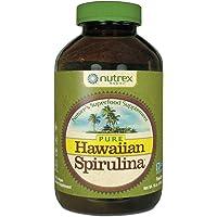 Nutrex Hawaii, Pure Hawaiian Spirulina, Poudre, 454g, végétalien, sans gluten, sans soja
