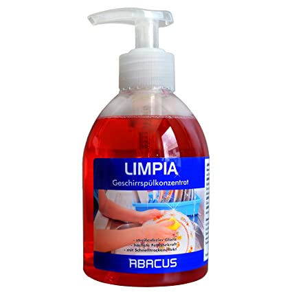 Limpia 300 ml (4080) - -- - Lavavajillas spüli mano de vajilla ...